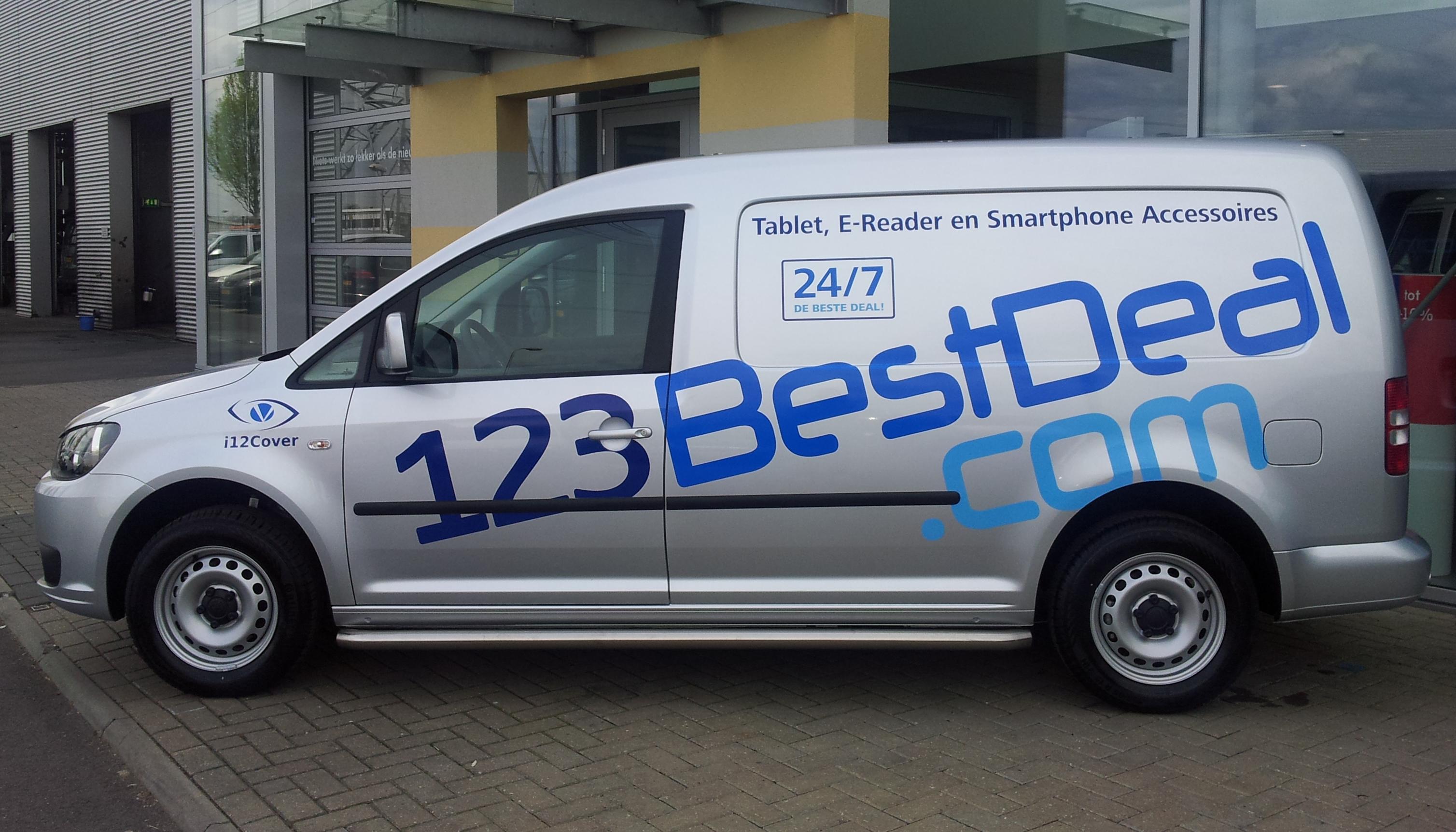Bedrijfsauto 123BestDeal