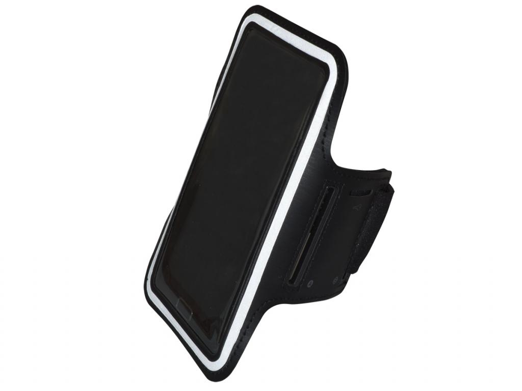 Sportband voor uw samsung galaxy trend 2 (universeel). houd met deze universele comfortabele sport armband uw ...