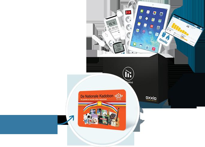 Oxxio InControl Box incl. iPad Air