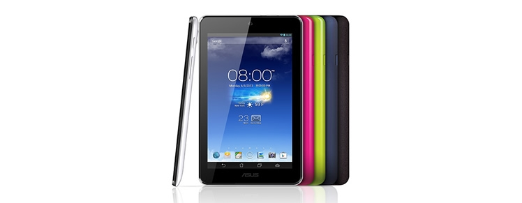 Review van de Asus Memo Pad HD7