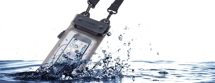 Waterdichte hoesjes voor tablet en smartphone