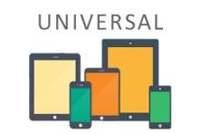 Universal tablethoesjes