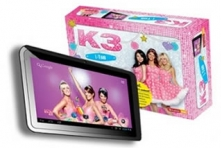 k3 itab 2 accessoires