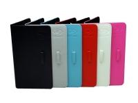 Cover met Standaard in verschillende kleuren voor Qware Tabby 7 inch