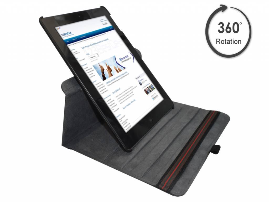 360 degrees rotatable hardshell case for the