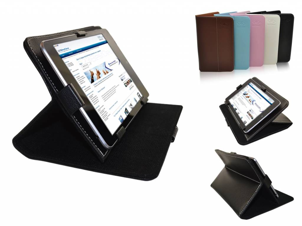 Universal 7 inch Multi-stand case for your