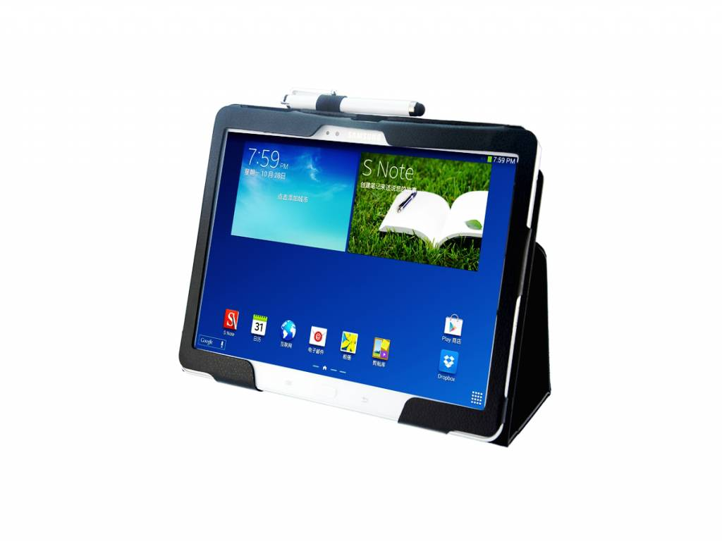 Sturdy Stand Case for the Samsung Galaxy Note 10.1 2014