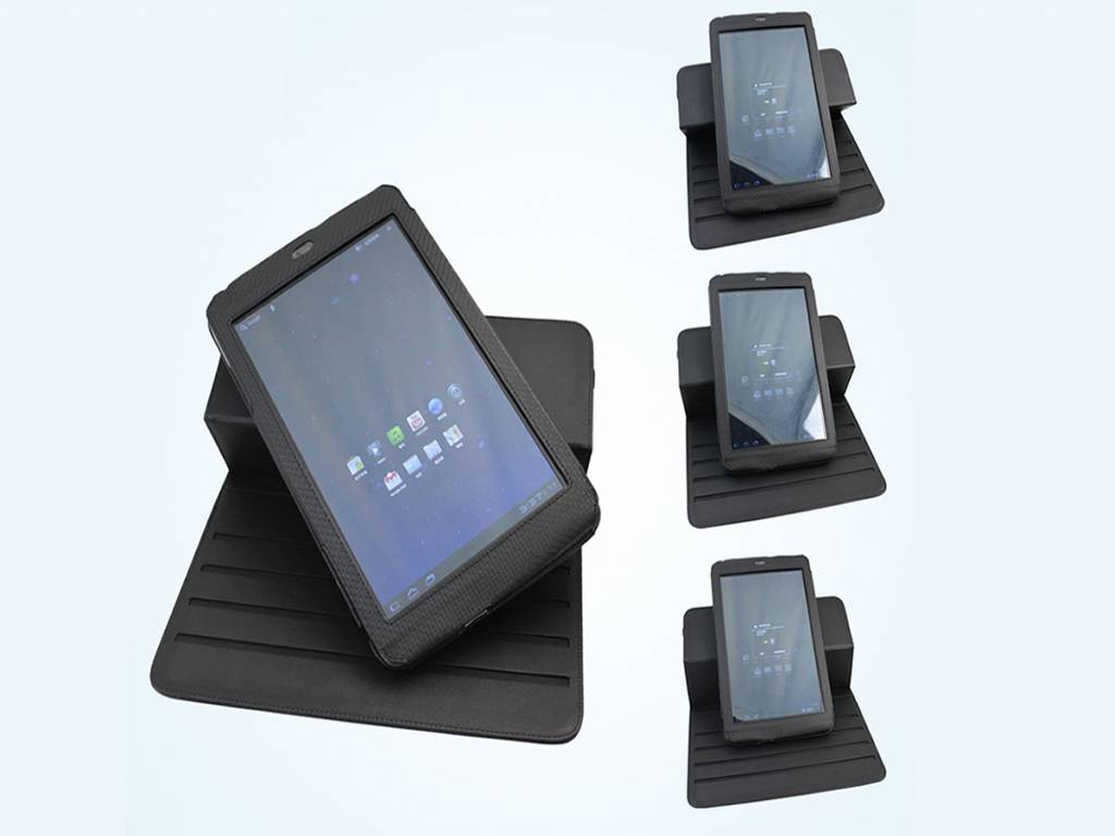 Unique 360 degree Rotary Tablet Case custom-made for your