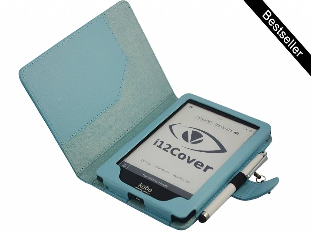 Premium Bestseller Case with stylus holder for the