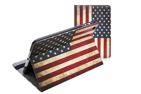 iPad Mini (retina) case met Amerikaanse vlag