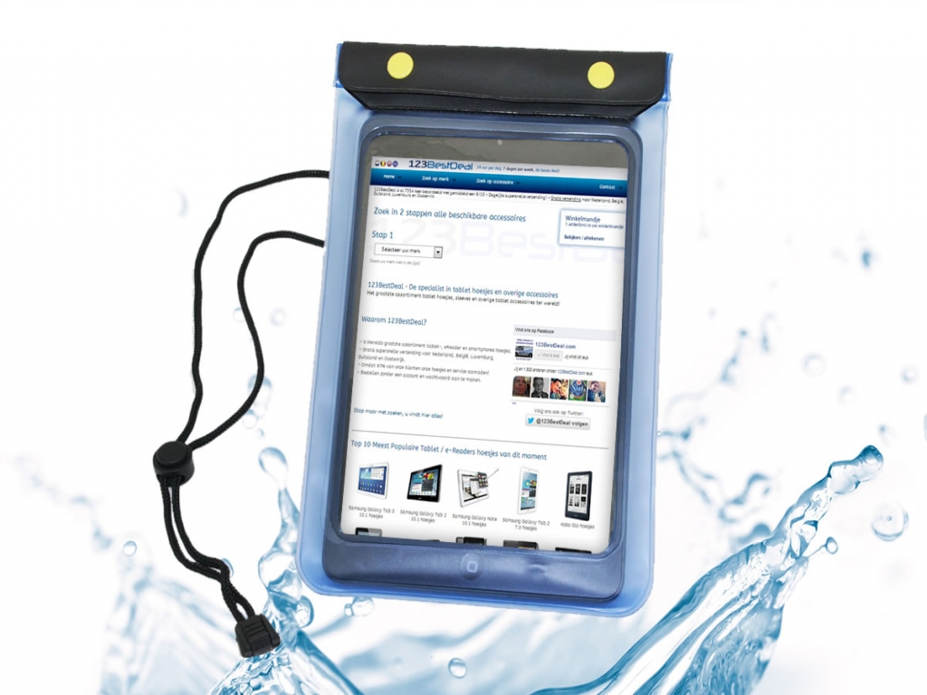 Waterproof Case for the  .