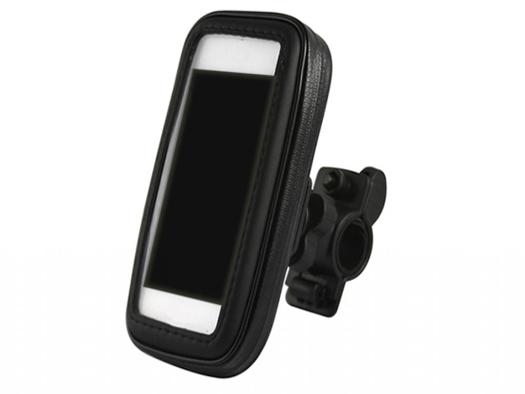 Universal smartphone bicycle mount