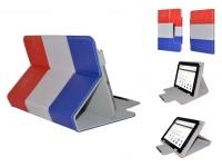 Hoes voor Qware Tabby 7 inch met Nederlandse vlag motief
