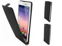 Leather Flip Case for Huawei Ascend P7