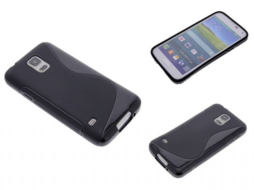 TPU Silicone Skin Case for Samsung