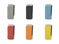 Polka Dot Hoesje incl. Stylus pen voor Xiaomi Redmi 3s
