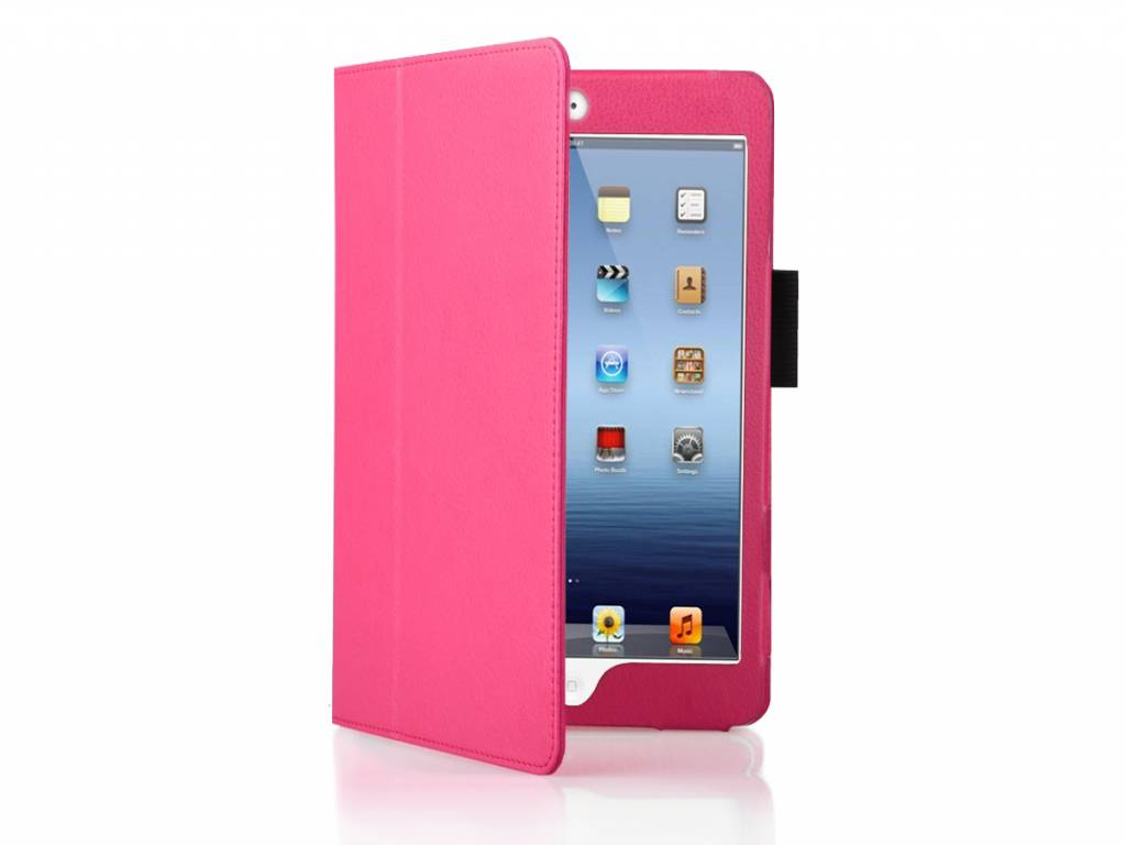 High quality custom-made hot pink Tablet Case for your