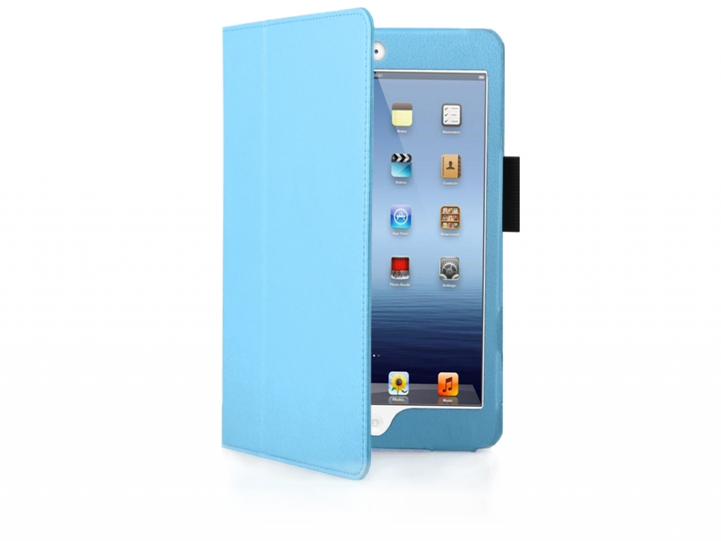 High quality custom-made Tablet Case for your  in sky blue