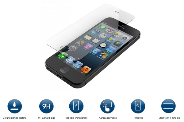 Explosion Proof Glass Screen Protector for