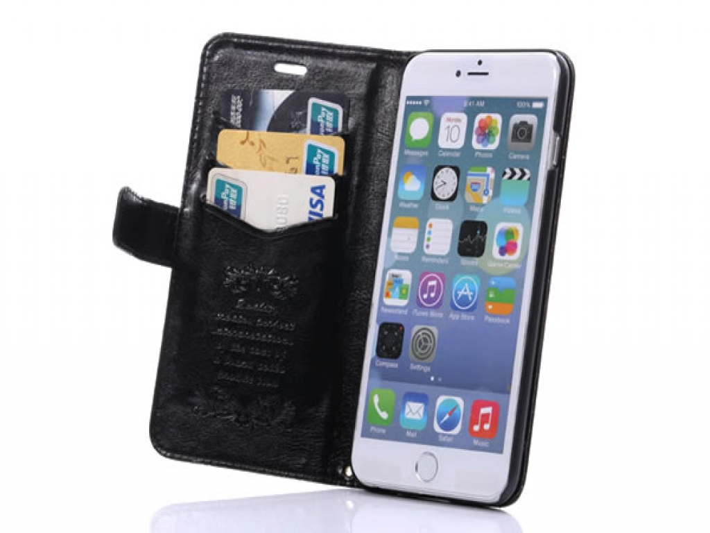 Apple  Wallet Case Premium