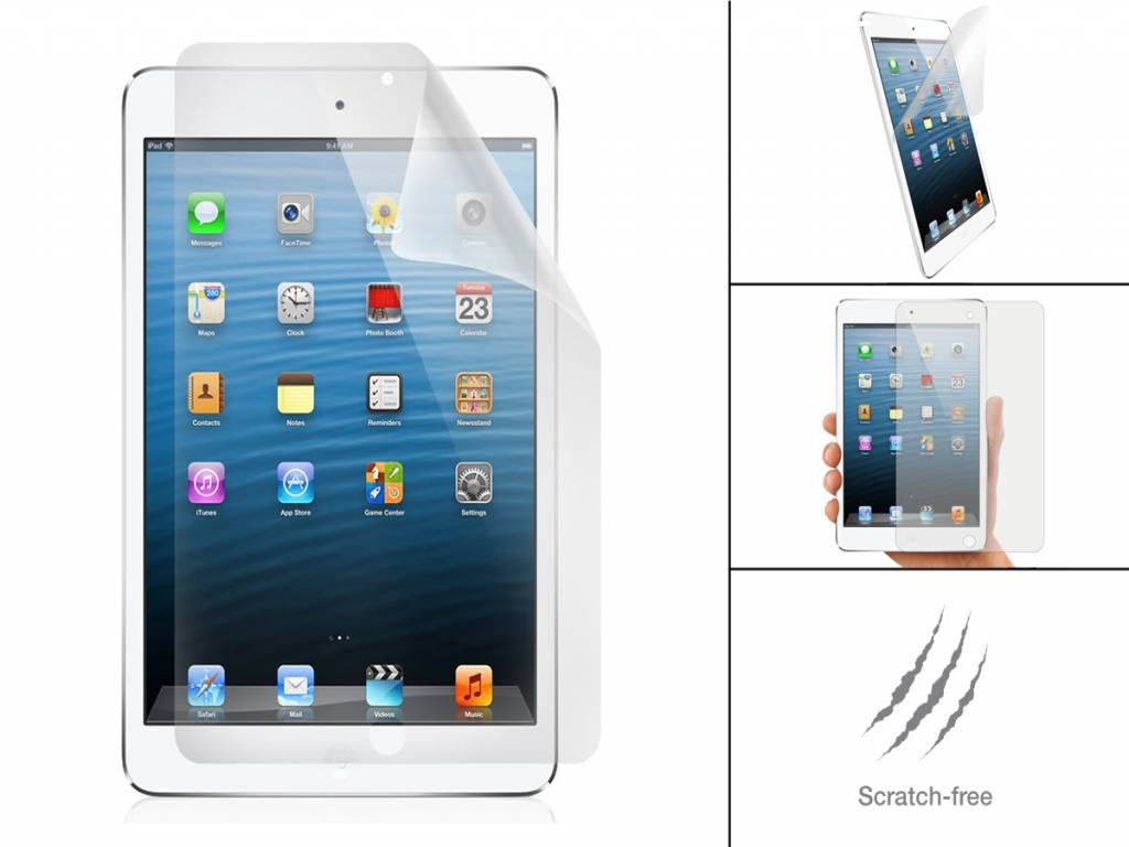 Ultra-Clear Screen Protector for the