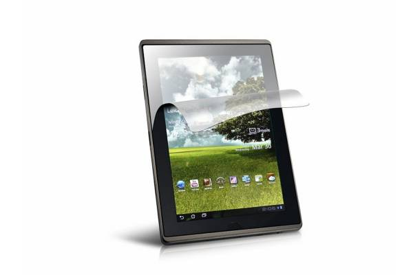 Fully Transparent 10 inch Screen Protector for the