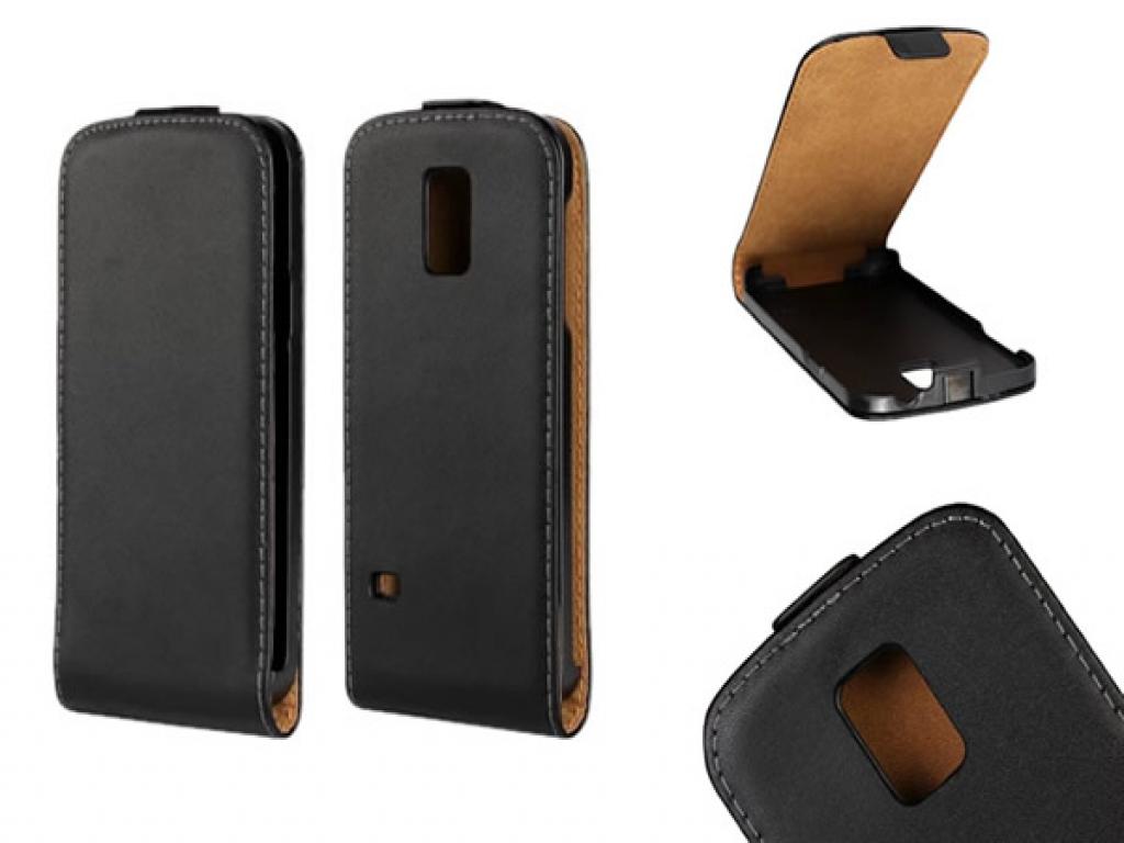 Leather   Flip Case