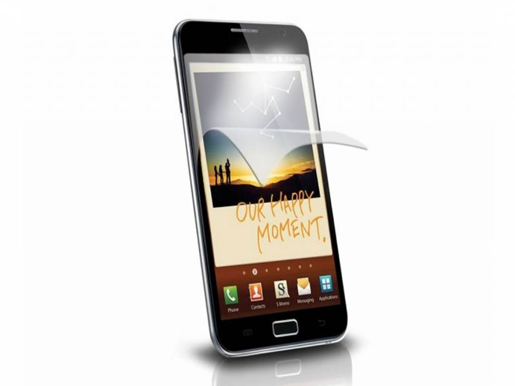 Anti-Glare Screen Protector for