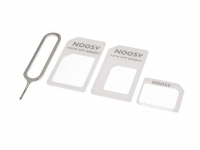 Sim-card adapter set 3-in-1