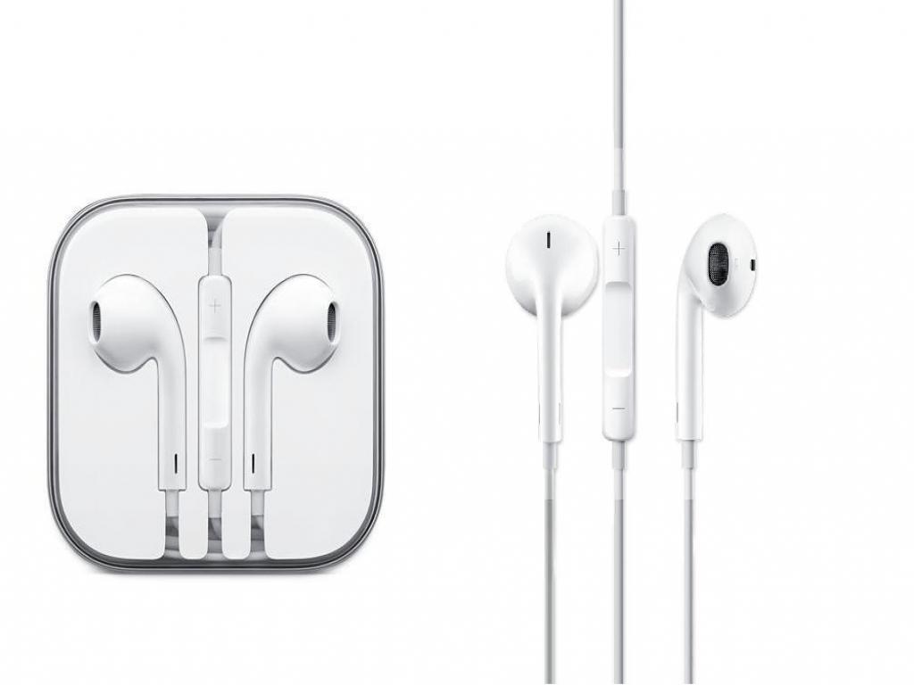 Originele duurzame oortjes voor Apple iphone 6 etc 3.5mm aansluiting