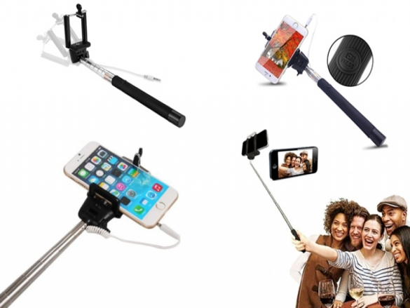 selfie stick apple iphone 6s kopen 123bestdeal. Black Bedroom Furniture Sets. Home Design Ideas
