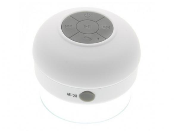 Draadloze Speaker Badkamer : Waterproof bluetooth badkamer speaker samsung galaxy j