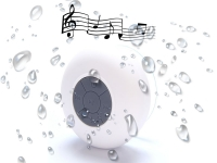 Waterproof Bluetooth Bathroom Speaker