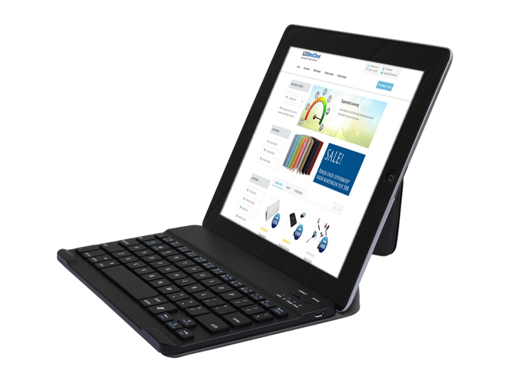 Slim Deluxe Bluetooth Keyboard