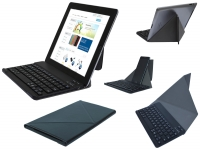Slim Deluxe Bluetooth Keyboard Dell Venue 8