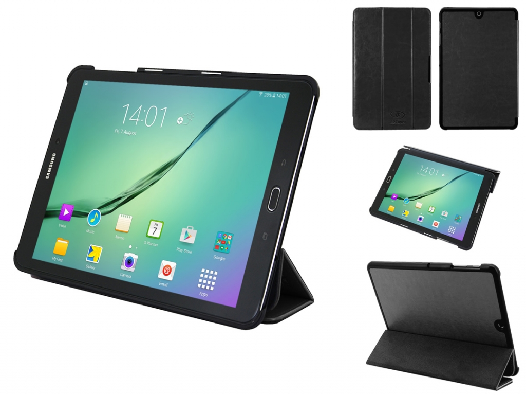 Samsung Galaxy Tab S2 9.7 Slim-fit Case with Trifold cover
