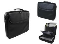 Messenger Laptopbag ECO-leather