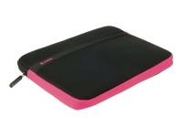 Notebook sleeve roze