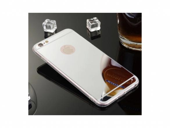 Flexibele Soft Case Voor De Iphone 6s Plus Met Spiegel
