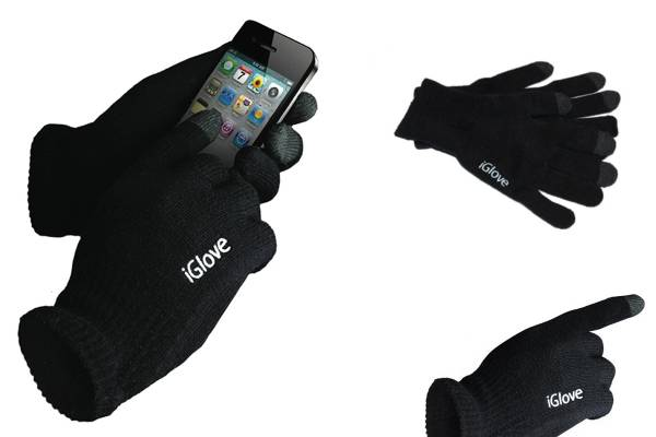 iGlove touchscreen gloves