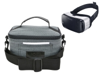 Luxe Opberg Tas/Case voor VR brillen zoals Samsung Gear VR (Lite), VR PRO en VR BOX etc opbergtas