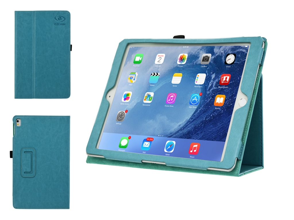 Stand Case blue