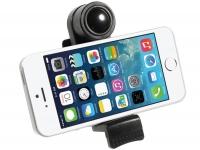 Telefoonhouder voor Razer Phone 2, simpel te plaatsen in een ventilatie rooster