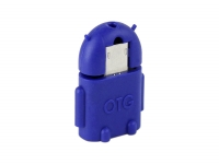 Android robot female USB to micro USB  male voor Qware Tablet pro 4 slim 9.7 inch