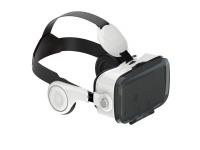 VR PRO versie 2.0 3D VR Bril met ge�ntegreerde koptelefoon voor Universeel Universeel