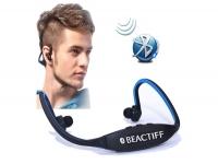 Bluetooth Sport In-ear koptelefoon voor Yarvik Tab424 gotab xerios