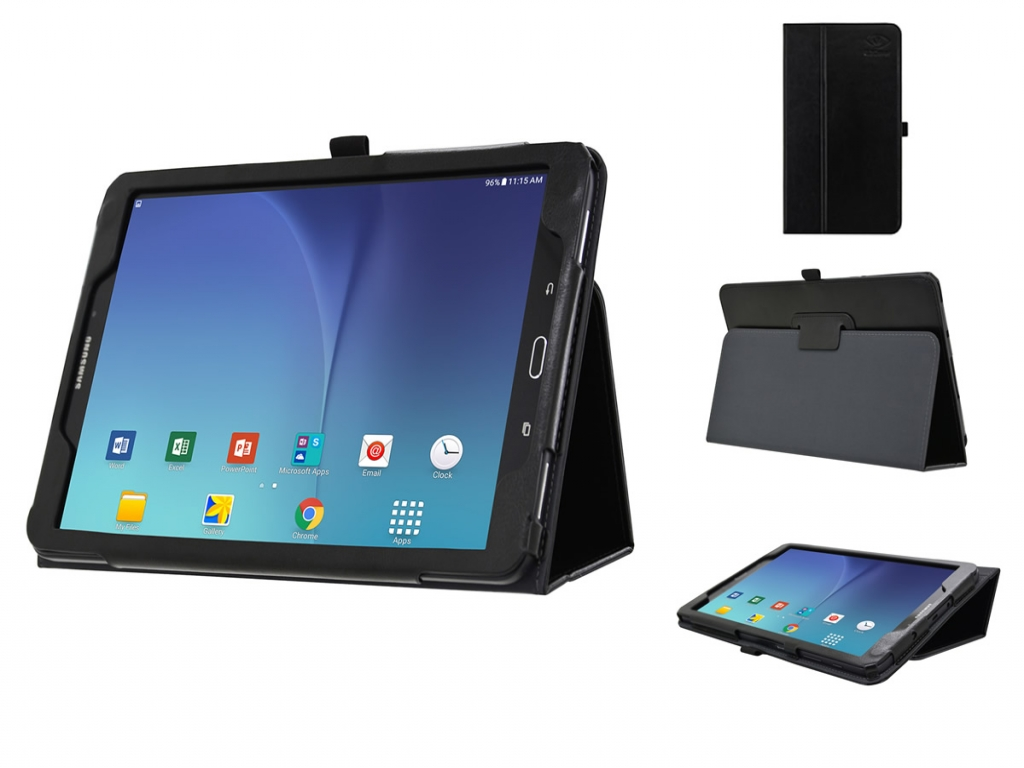 Premium custom-made blackTablet Case for your