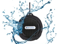 Waterproof Bluetooth Outdoor Speaker Qware Pro 2 7 inch