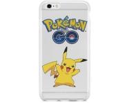 Apple  case with Pokemon Go Pikachu motif