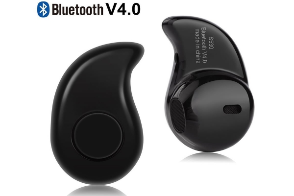 Compacte Bluetooth Sport In-ear headset for